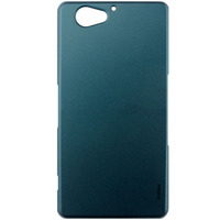 Чехол-накладка на Sony Xperia Z2 compact пластик, зеленый