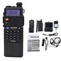 Радиостанция Baofeng UV-5R, 136-174/400-520 Mhz, 5W, 3800mA