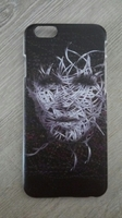Чехол-накладка на Apple iPhone 6/6S, пластик, face
