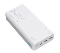 Портативный аккумулятор PowerBank 30000mAh, Romoss Sense 8P, 2xUSB(mUSB, Lighthing, TypeC), QC3.0