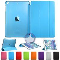 Чехол Smart-cover для Apple iPad mini 1,2,3, полиуретан, голубой 2