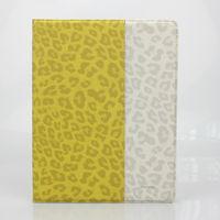 Чехол Smart-cover для Apple iPad 2/3/4, полиуретан, Rich Boss, желто-белый