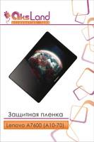 Защитная пленка на дисплей Lenovo IdeaTab A10-70 (A7600)
