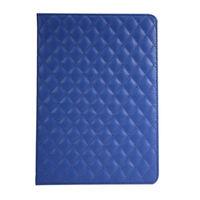 Чехол Smart-cover для Apple iPad 2/3/4, кожа, синий