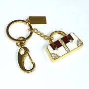 Память USB 2.0 Flash, брелок-сумка, золотист, 8 Gb