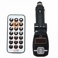 FM-модулятор, Noname M-052, USB/SD/microSD, пульт