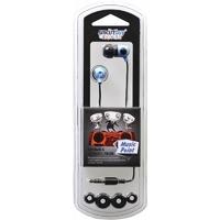 Наушники Smart Buy MUSIC POINT, вакуумные, 1.2 м. синий (SBE-2500)