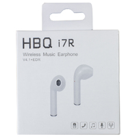 Гарнитура моно bluetooth, HBQ- i7R, V4.1, Android, iOS, правый, белый