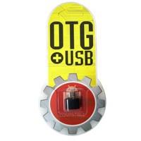 Адаптер OTG microUSB-USB Орбита BS-519