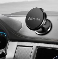 Автомобильный держатель, Nenuka, магнитный, черный