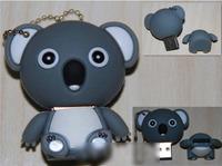 Память USB 2.0 Flash, коала, 8 Gb