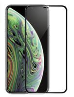 Защитное стекло Apple iPhone 11 Pro Max на дисплей, 3D, черный