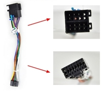 Переходник A91 - ISO, для A91 магнитолы