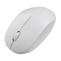 Мышь беспроводная, Perfeo TARGET, оптическая, 3кн, белый (PF_A4773)