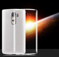 Чехол-накладка LG Magna / G4c / G4 mini, силикон, ультратонкий, прозрачный