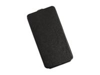 """Флип-кейс универсальный, силик.бампер, 4.7"""", черный"""