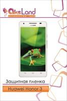 Защитная пленка на дисплей Huawei Honor 3
