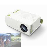 Светодиодный проектор, YG310, 600LM, 320*240, HDMI, mSD,USB, ПДУ