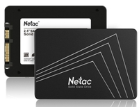"SSD диск Netac, 120GB, SATA3, 2.5"", 515-415Mb/s"