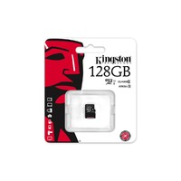 Карта памяти MicroSDHC 128GB Kingston, Class 10 (без SD-адаптера)
