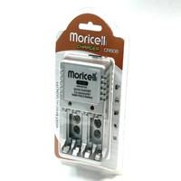 Зарядное устройство MoriCell CR-606, (2-4*AA/AAA, 1-2*9V  NIMH/NICD)