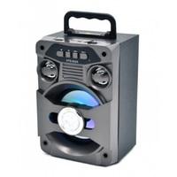 Портативная колонка, Орбита KTS-502A, Bluetooth, USB, FM, AUX, TF, серый
