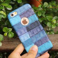 Чехол-накладка на Apple iPhone 5/5S, силикон, под кожу, крокодил, синий