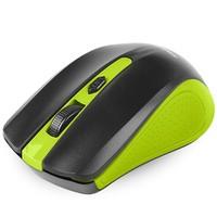 Мышь беспроводная, Smart Buy 352 ONE, оптическая, 3кн, зелено-черный