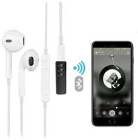 Bluetooth-аудио адаптер Jack 3,5, встр. аккумул, для наушников, колонок