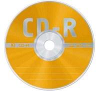 Диск CD-R, 700Mb