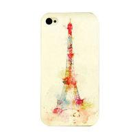 Чехол-накладка на Apple iPhone 5C, пластик, painted 3