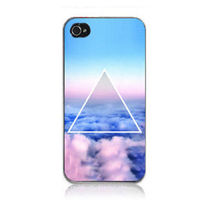 Чехол-накладка на Apple iPhone 5C, пластик, painted 4