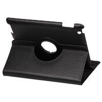 Чехол Smart-case для Apple iPad 2/3/4, кожа, вращающийся, черный