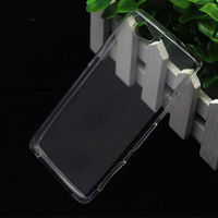 Чехол-накладка на Sony Xperia Z2 compact силикон, прозрачный