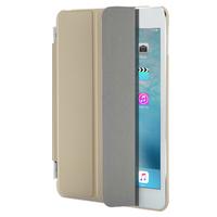Чехол Smart-cover для Apple iPad 2/3/4, полиуретан, золотистый