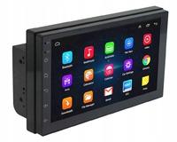 Автомагнитола Podofo A91, 2DIN, Android 6.0, Wi-Fi, GPS, Bluetooth, FM, USB, TF, AUX, камера(опц.) (