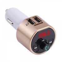 FM-модулятор, TDS TS-CAF11, Bluetooth, 2xUSB/microSD