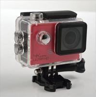 Экшн-камера, Noname, JS9000, 4К, Wi-Fi, IP68, красный