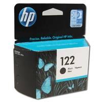 Картридж струйный HP 122, черный