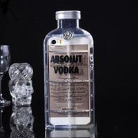 Чехол-накладка на Apple iPhone 4/4S, силикон, Absolut Vodka