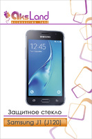 Защитное стекло Samsung Galaxy J1 (2016)