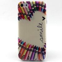 Чехол-книжка на Apple iPhone 6/6S, силикон, цветной 2