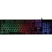 Клавиатура проводная Smart Buy 240 ONE (SBK-238U-K), USB, мультимедиа,с подсветкой, черный