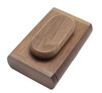 Память USB 2.0 Flash, 32GB, BiNFUL, дерево, wood №2 с боксом, walnut wood