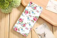 Чехол-накладка на Apple iPhone 7/8, силикон, flowers 5