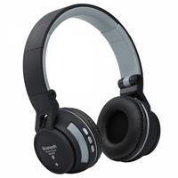 Гарнитура беспроводная, Noname SR-BT 896, Bluetooth, TF, FM, стерео, черный