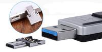 Переходник microUSB - USB