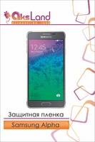 Защитная пленка на дисплей Samsung Galaxy Alpha