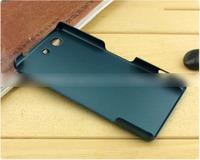 Чехол-накладка на Sony Xperia Z3 compact пластик, зеленый