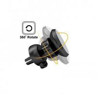 Автомобильный держатель, OLESSON H-1760, воздуховод, магнитный, черный